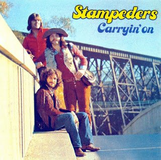 Stampeders - Carryin On (1971)