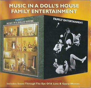 Family - Music In A Doll's House / Family Entertainment [2 CD] (1967 / 1969)