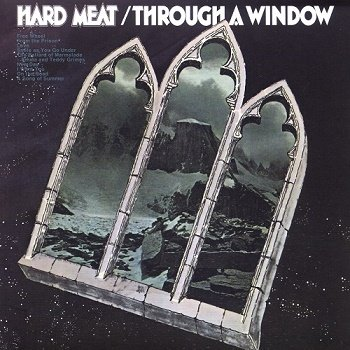 Hard Meat - Through A Window (Limited Edition) (2018)