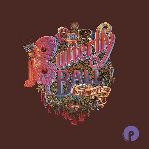 Roger Glover And Friends: 1974 The Butterfly Ball And The Grasshopper's Feast - 3CD Box Set Purple Records 2018