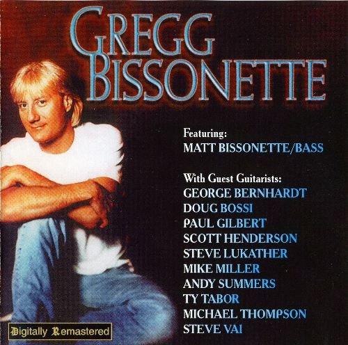 Gregg Bissonette - Gregg Bissonette (1998)