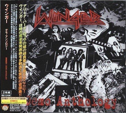 Winger - Demo Antology (2007) [2CD Japan Press]