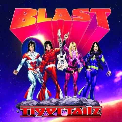 Tigertailz - Blast (2016)