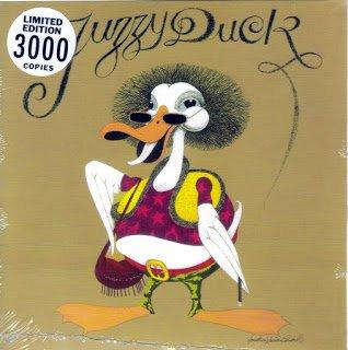 Fuzzy Duck - Fuzzy Duck (1971)