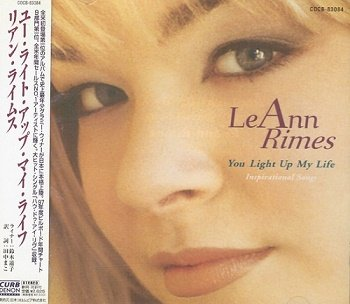 LeAnn Rimes - You Light Up My Life: Inspirational Songs (Japan Edition) (1997)