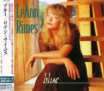 LeAnn Rimes - Blue (Japan Edition) (1996)