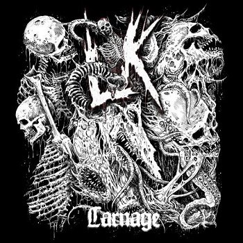 LIK - Carnage (Digipack Edition) (2018)