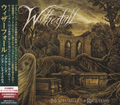 Witherfall - Nocturnes and Requiems [Japanese Edition] (2017) [2018]