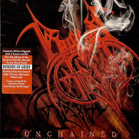 Burden of Grief - Unchained (Limited Edition) 2014