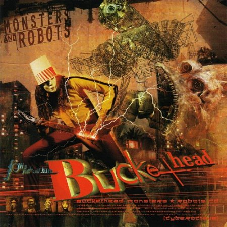Buckethead - Monsters and Robots (1999)