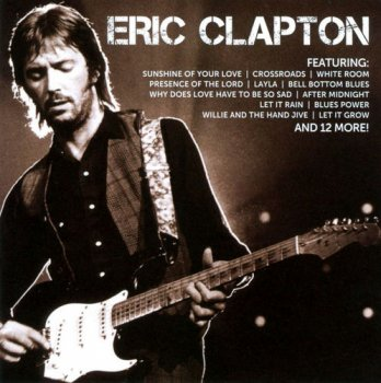 Eric Clapton - Icon 2 [2CD Set] (2011)