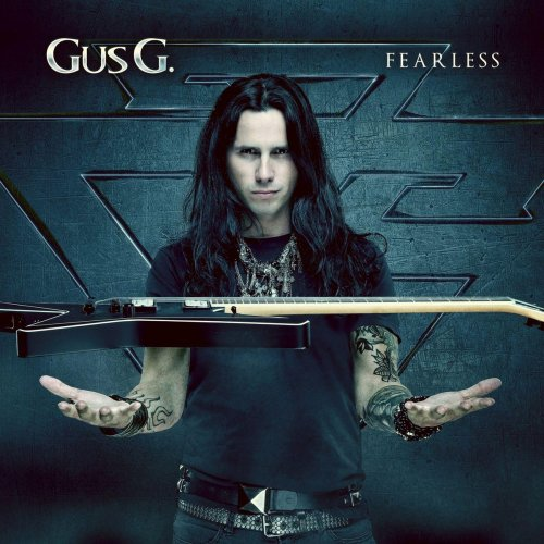 Gus G. - Fearless [Limited Edition] (2018)