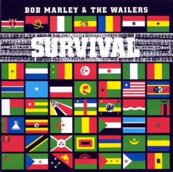 Bob Marley & The Wailers - Survival (1979) [Remastered 2001]