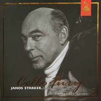 Janos Starker - Cello Fury (2012)