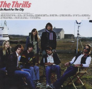 The Thrills - So Much for the City [Japanese Edition] (2003)
