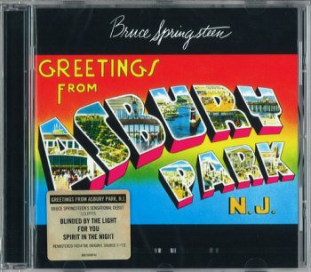 Bruce Springsteen - Greetings from Asbury Park, N.J. (1973) [Remastered 2015]