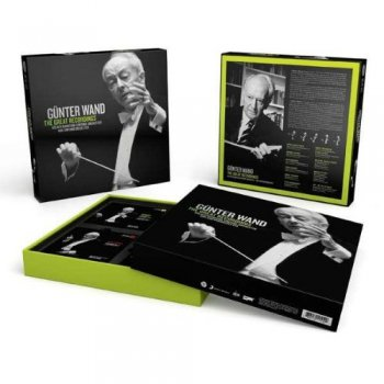Gunter Wand - The Great Recordings [28CD+1DVD] (2012)