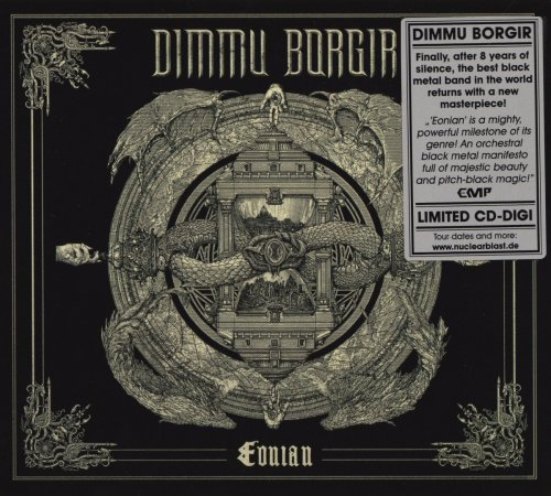 Dimmu Borgir - Eonian [2CD] (2018)