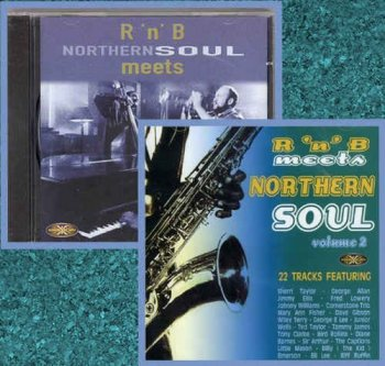 VA - R'n'B Meets Northern Soul Volume 1 & 2 (2005/2006)