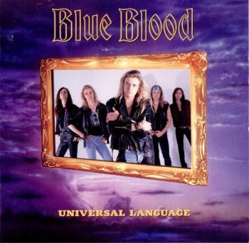 Blue Blood - Universal Language (1991)