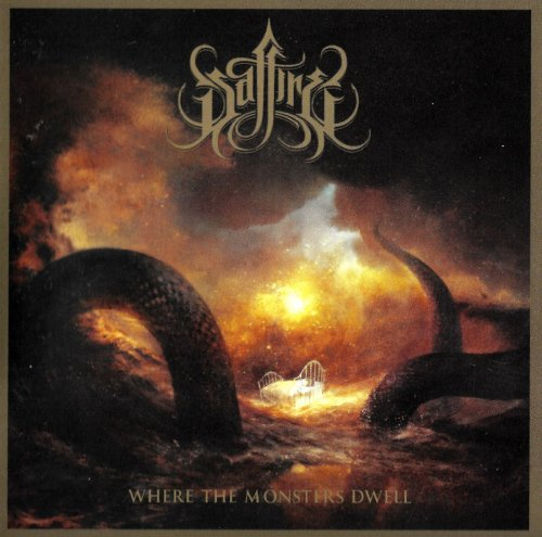 Saffire - Where The Monsters Dwell (2018)
