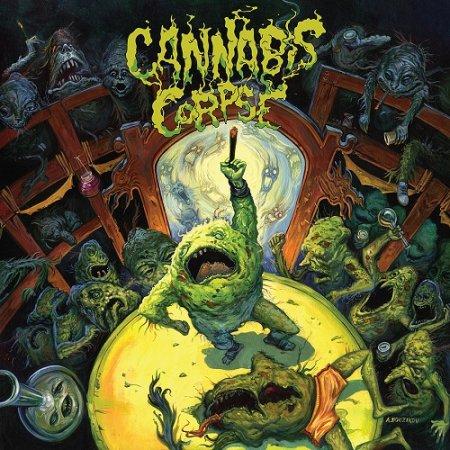 Cannabis Corpse - The Weeding (EP) 2009