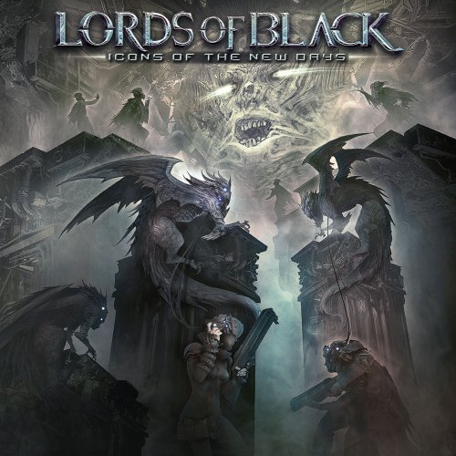 Lords Of Black - Icons Of The New Days (2CD) [Japanese Edition] (2018)