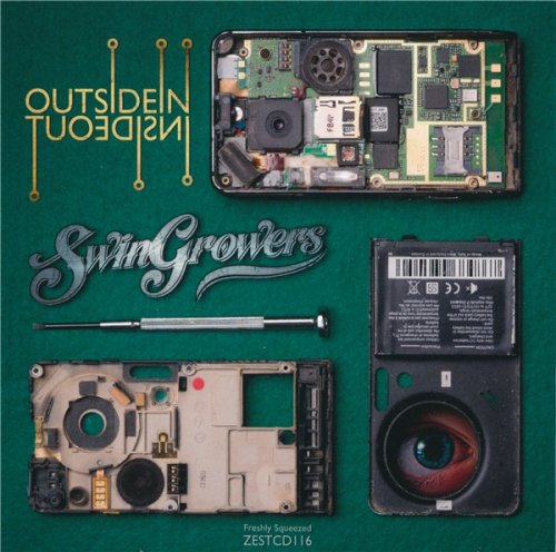 Swingrowers - Outsidein (2018)