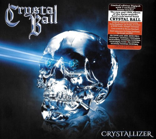 Crystal Ball - Crystallizer [Limited Edition] (2018)