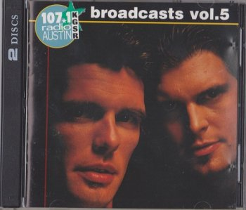 VA - KGSR Broadcasts Volume 5 [2CD Set] (1997)