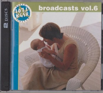 VA - KGSR Broadcasts Volume 6 [2CD Set] (1998)