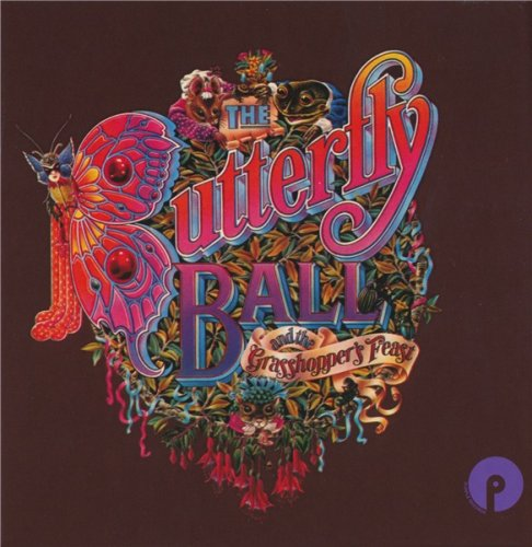 Roger Glover and Friends - The Butterfly Ball And The Grasshopper's Feast (3CD 2018)