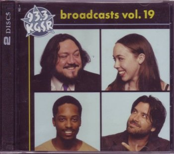 VA - KGSR Broadcasts Volume 19 [2CD Set] (2011)
