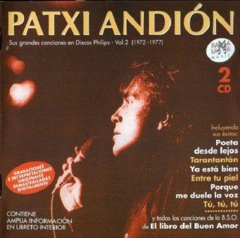 Patxi Andion - Vol.2 Sus Grandes Canciones en Discos Philips 1972-1977 [2CD Remastered Set] (2001)
