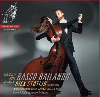 Rick Stotijn - Basso Bailando (2014) [SACD]