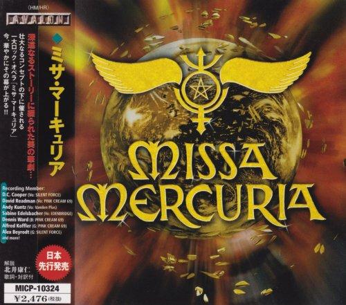 Missa Mercuria - Missa Mercuria [Japanese Edition] (2002) (Lossless)