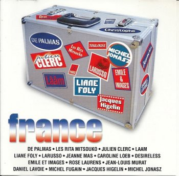 VA - Twogether France [2CD Set] (2003)