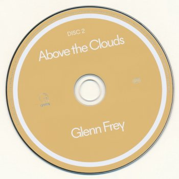Glenn Frey: 2018 Above The Clouds - 3CD + DVD Box Set Universal Music