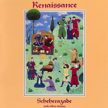 Renaissance - Scheherazade And Other Stories (1975)