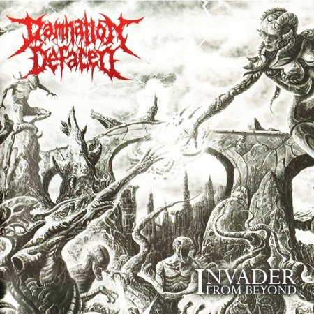 Damnation Defaced - Invader from Beyond (2017)