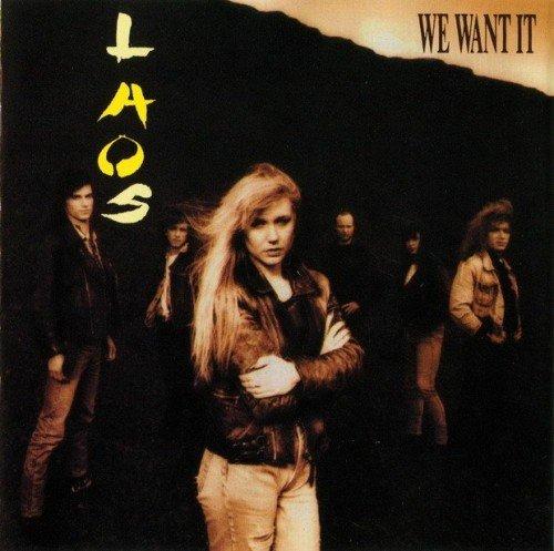 Laos - We Want It (1990) [Vinyl Rip 24/192]
