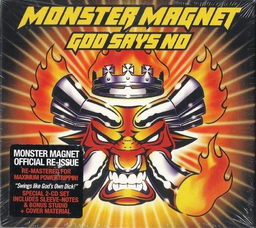 Monster Magnet - God Says No (2000) [2CD Remast. 2015]