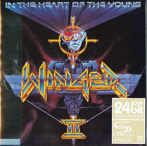 Winger - In The Heart Of The Young (1990) [Japan SHM-CD 2009]