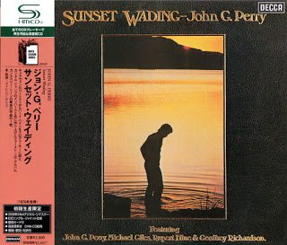 John G. Perry - Sunset Wading (1976)