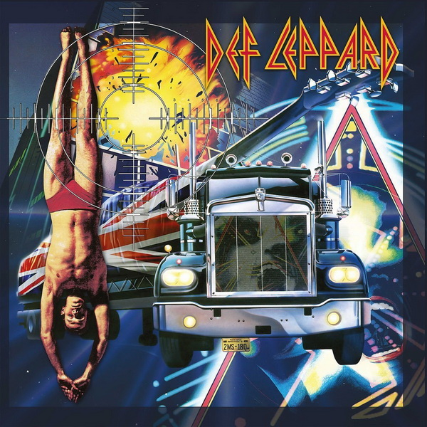 Def Leppard - The CD Box: Volume 1 / 7CD Box Set Universal Music