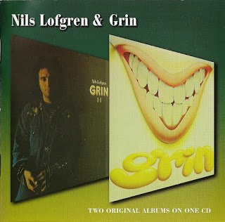 Nils Lofgren And Grin - 1+1 / All Out (1971/ 1972)
