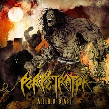 Perpetrator - Altered Beast (2018)