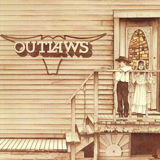 The Outlaws - The Outlaws (1975)