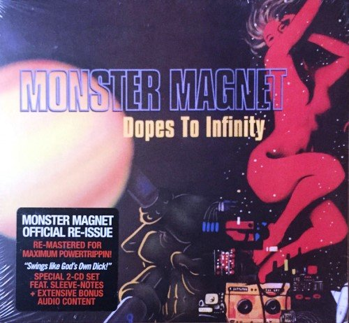 Monster Magnet - Dopes To Infinity (1995) [2CD Deluxe Edit. 2015]