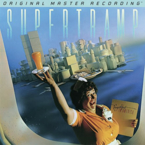 Supertramp: 1978 Breakfast In America - Hybrid SACD MFSL 2017